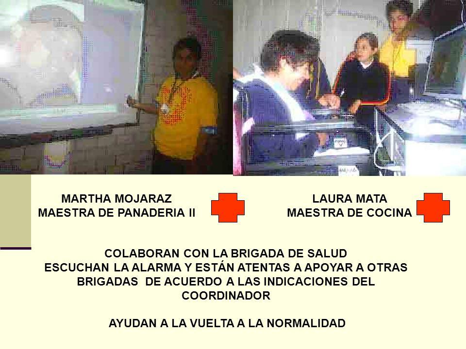 SOCORRO HERNÁNDEZ SECRETARIA COLABORA CON LA BRIGADA DE COMUNICACIÓN Coopera en recibir la información de cada maestro, mantiene comunicación con el r