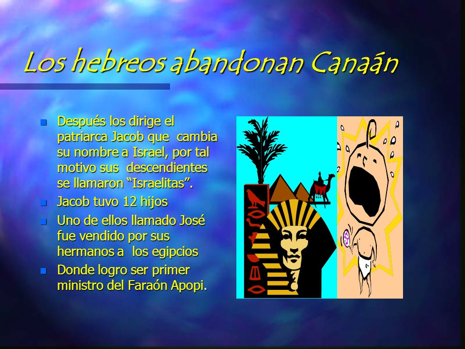 Los judíos antes de Cristo n El pueblo hebreo se estableció en Canaán. n En el año 2000 a.c n Su primer dirigente fue Abraham. n Su forma de gobierno