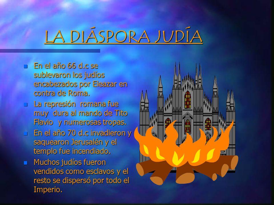 La difusión del cristianismo en el mundo n Después de la muerte de Jesús el cristianismo fue difundido entre los que no eran judíos por la acción evan