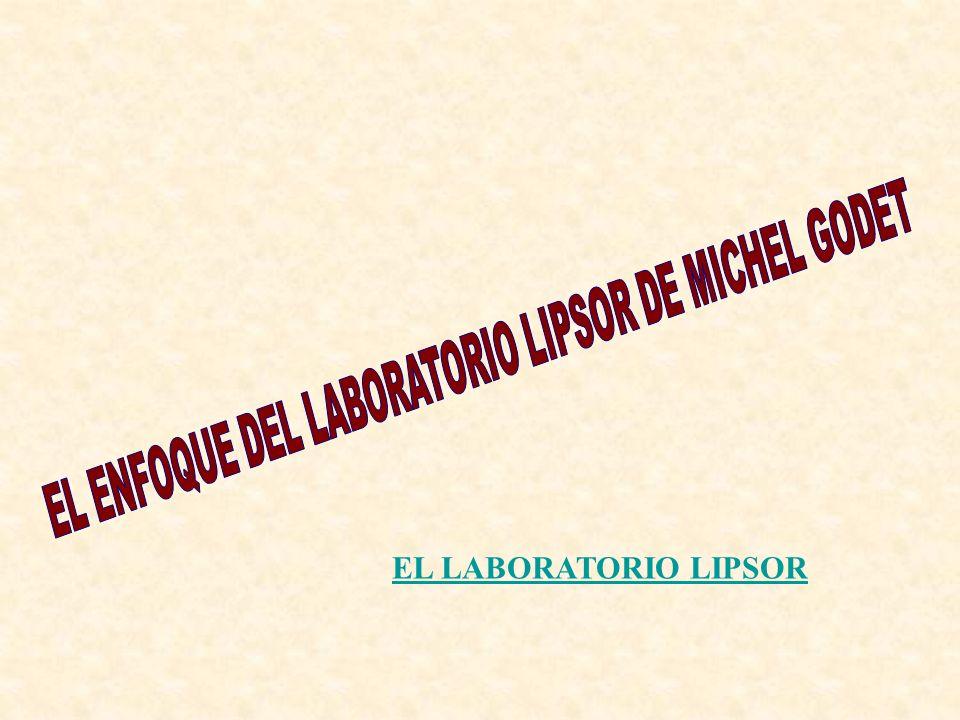 EL LABORATORIO LIPSOR