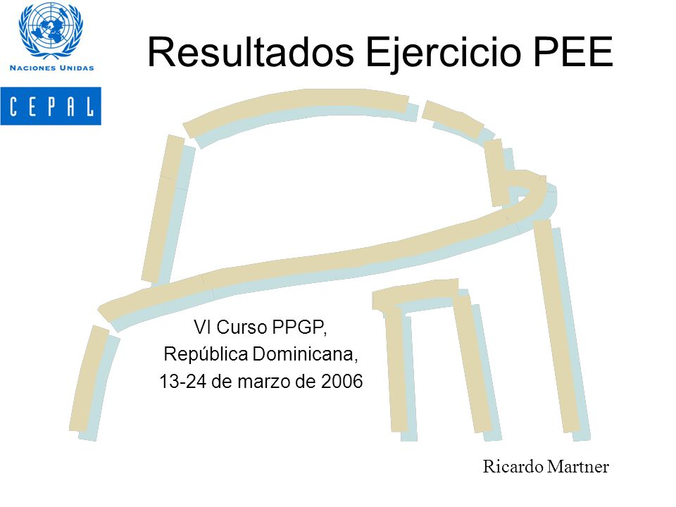 Ricardo Martner Resultados Ejercicio PEE VI Curso PPGP, República Dominicana, 13-24 de marzo de 2006