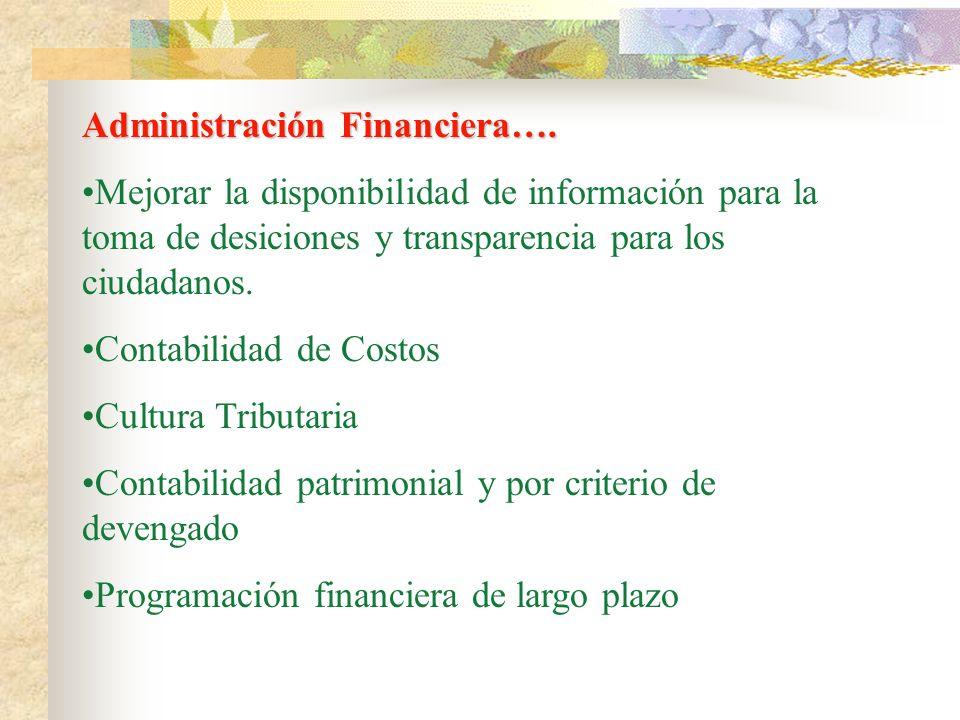 Administración Financiera….