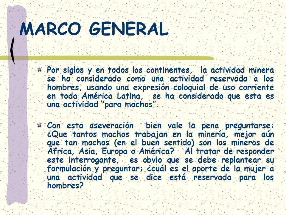 EL TRABAJO DE LA MUJER MINERA DESPUÉS DE 1952.- La Revolución de 1952 en Bolivia, trajo reformas: La Agraria y la Nacionalización de las minas, el único cambio que experimentó la condición de género en Bolivia, fue el reconocimiento del derecho al voto, por una necesidad de votantes.