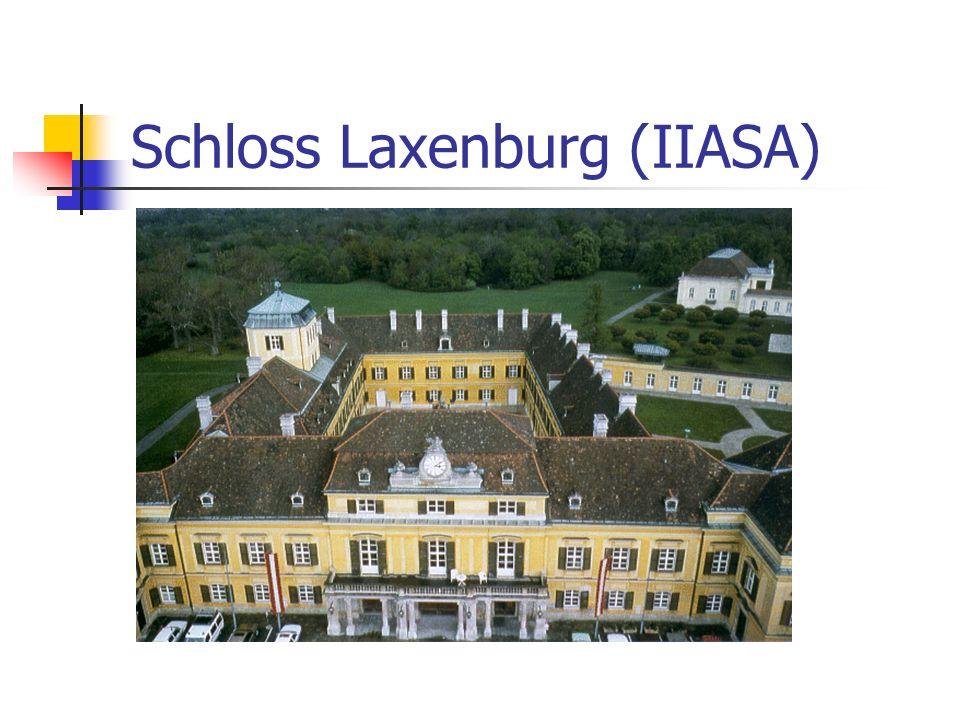 Schloss Laxenburg (IIASA)