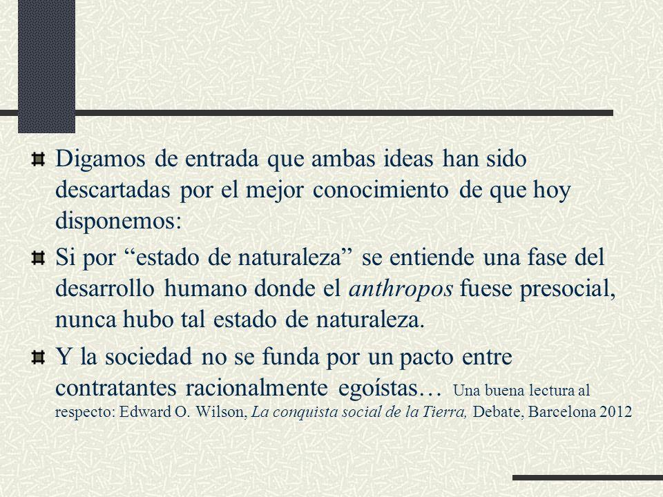 12/02/2014Hobbes58 Las virtudes básicas para Hobbes 1.