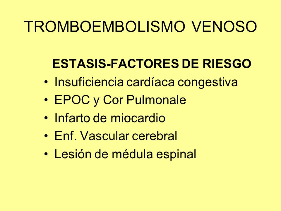 TROMBOEMBOLISMO PULMONAR DIAGNÓSTICO ELECTROCARDIOGRAMA No específico, ayuda a descartar IM Taquicardia sinusal Arritmias Sobrecarga ventricular derecha P pulmonar SI-QIII-TIII (15%).