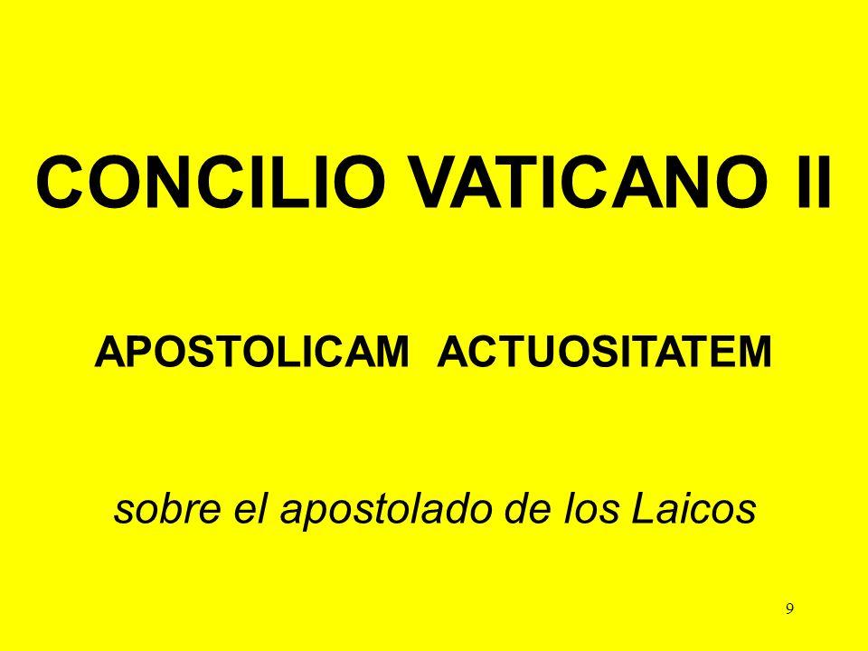 70 En verdad, «el crecimiento interior de la Iglesia, su correspondencia con el designio divino, dependen esencialmente de ella».