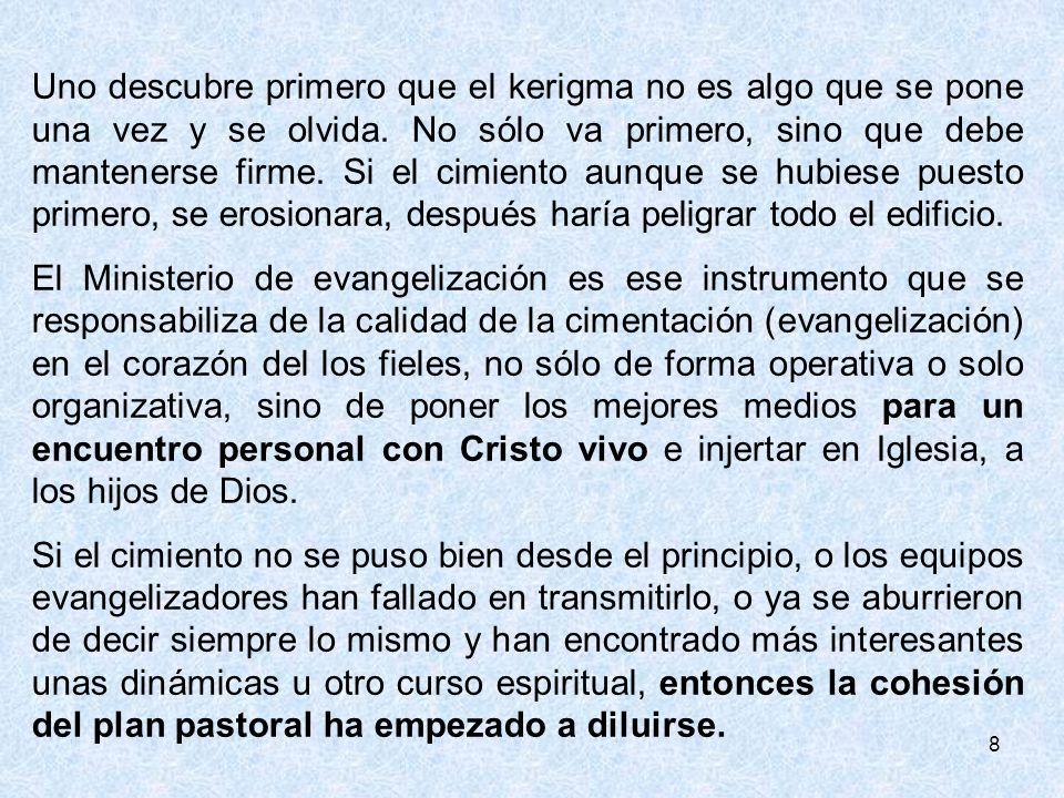 9 El Papa Paulo VI decía que la Evangelización no era algo facultativo, es decir algo que tenemos la libertad de darlo o no darlo, él decía: esta de por medio la salvación de los hombres Os es necesario nacer de lo alto.