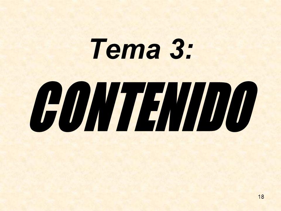18 Tema 3: