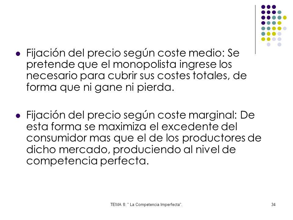TEMA 8: