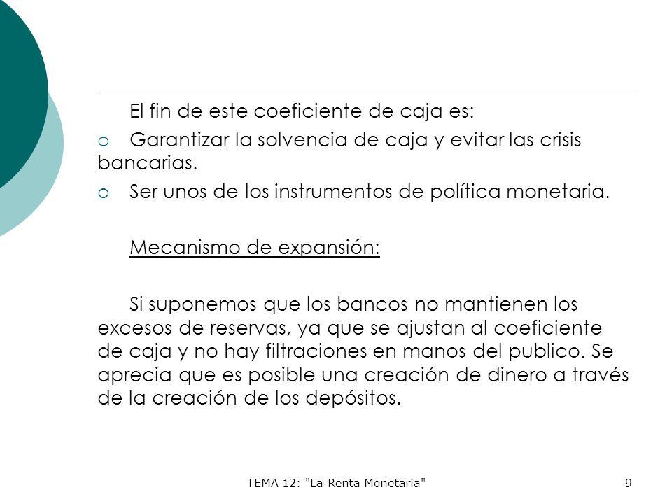 TEMA 12: