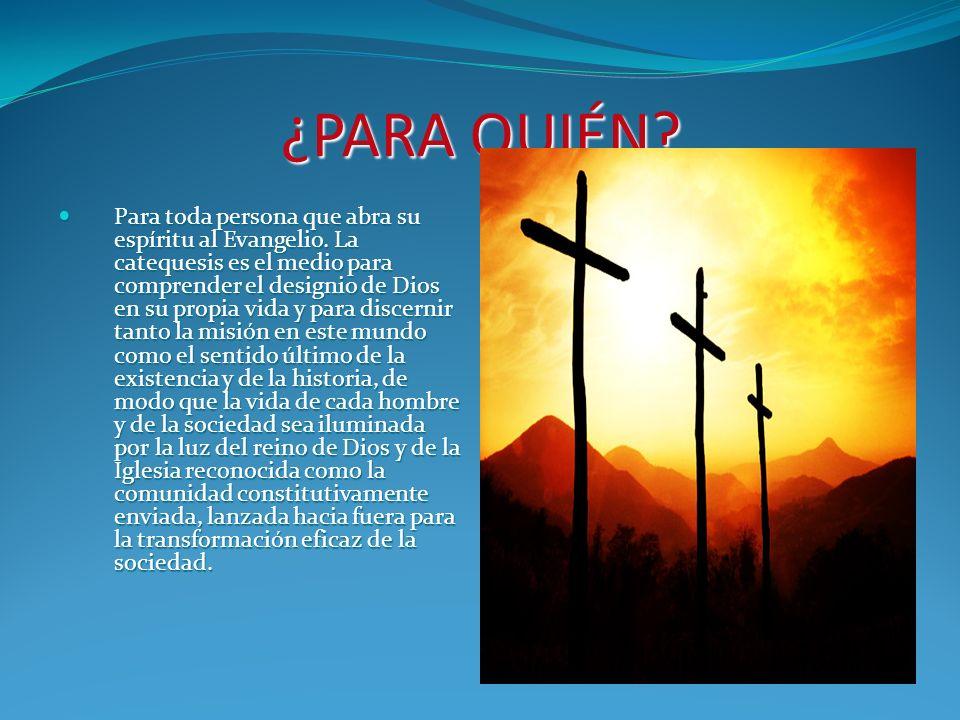 APARECIDA La alegría del discípulo (Catequista) es antídoto frente a un mundo atemorizado por el futuro y agobiado por la violencia y el odio.