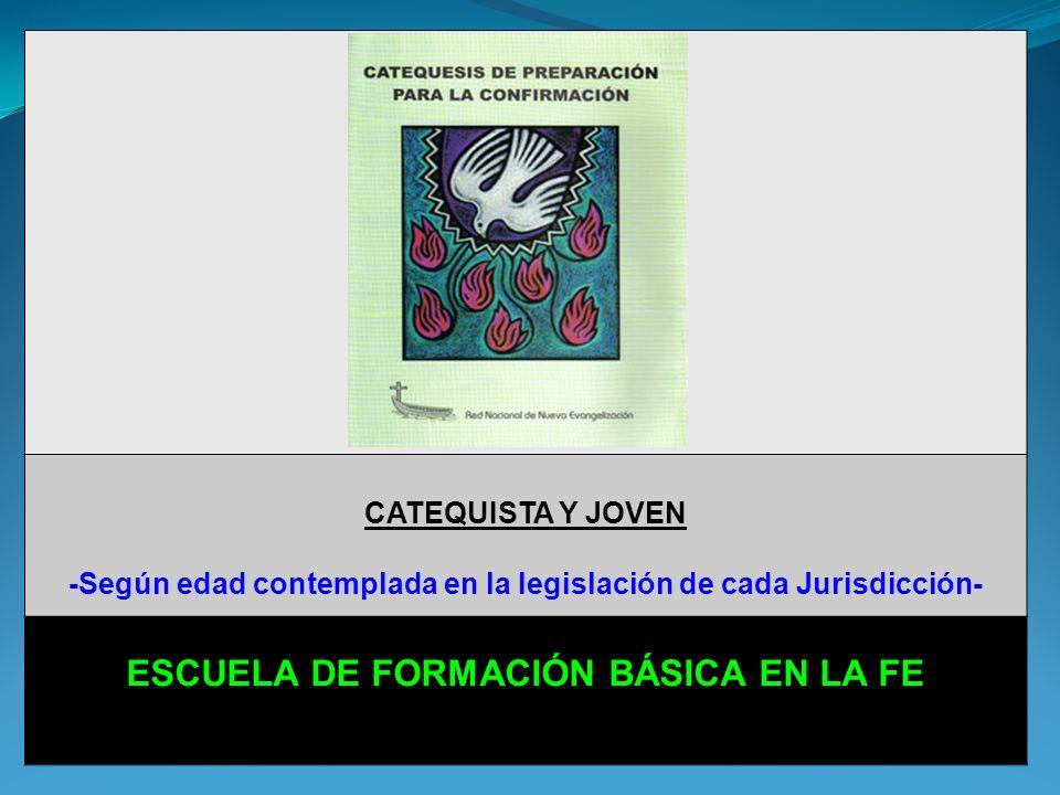 CATEQUISTA 11 AÑOS NIÑO 11 AÑOS CATEQUISTA 11 AÑOS KERIGMA TRES PRIMEROS SÁBADOS DEL MES INFANCIA MISIONERA ÚLTIMO SÁBADO DEL MES -El Niño usa cuaderno de 100 hojas para talleres- ESCUELA DE FORMACIÓN BÁSICA EN LA FE