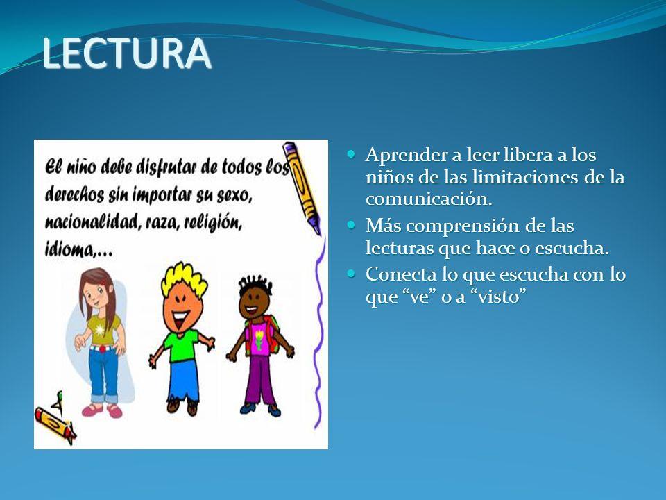 VOCABULARIO Los niños emplean cada vez verbos más precisos para describir una acción.