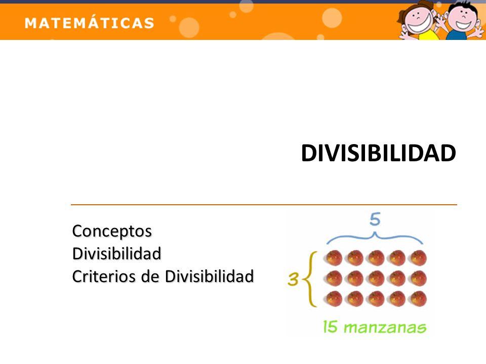 Criterios de Divisibilidad por 2 Un número es divisible por 2 si acaba en 0 o en cifra par.
