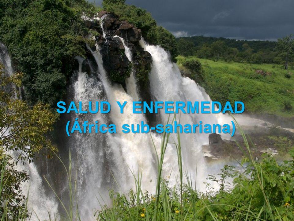SALUD Y ENFERMEDAD (África sub-sahariana)
