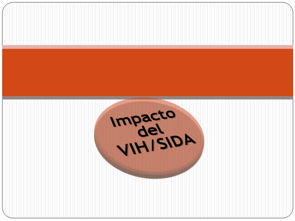 La epidemia de VIH (Virus de la Inmuno- deficiencia Humana) prevalece desde más de 30 años.