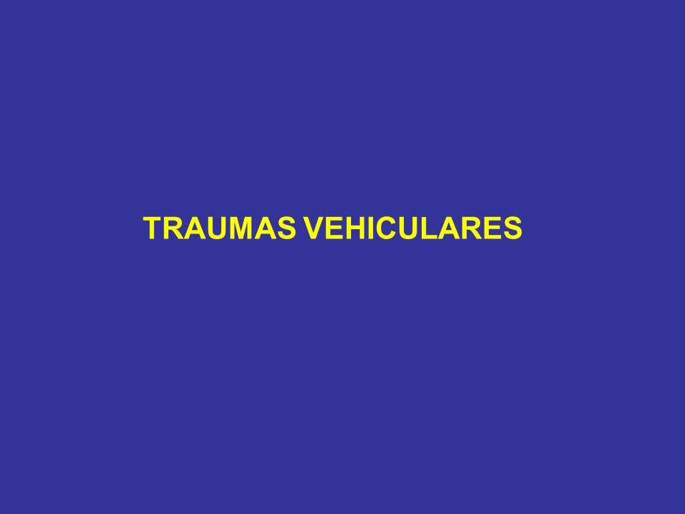 TRAUMAS VEHICULARES