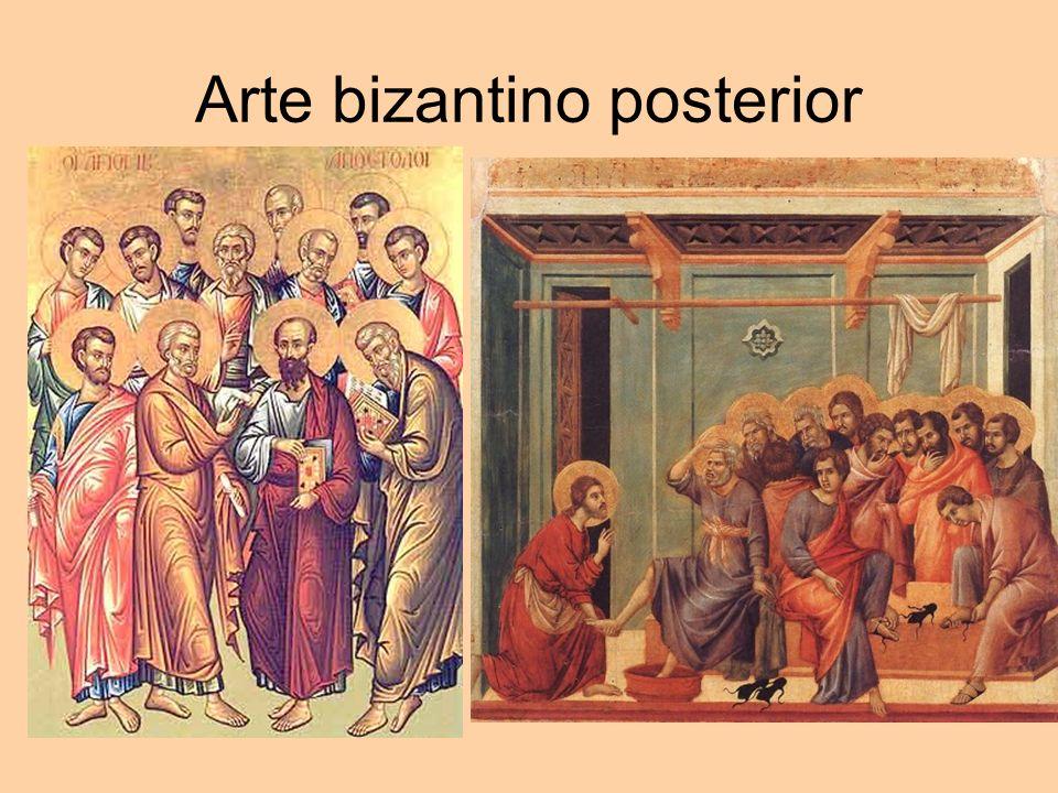 Arte bizantino posterior