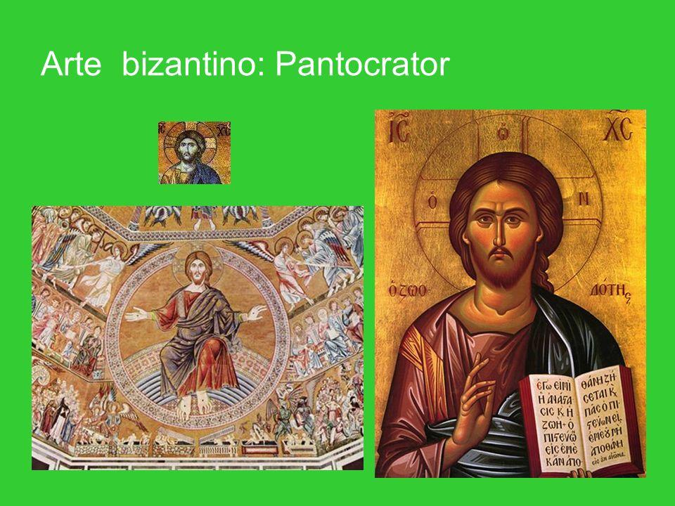 Arte bizantino: Pantocrator
