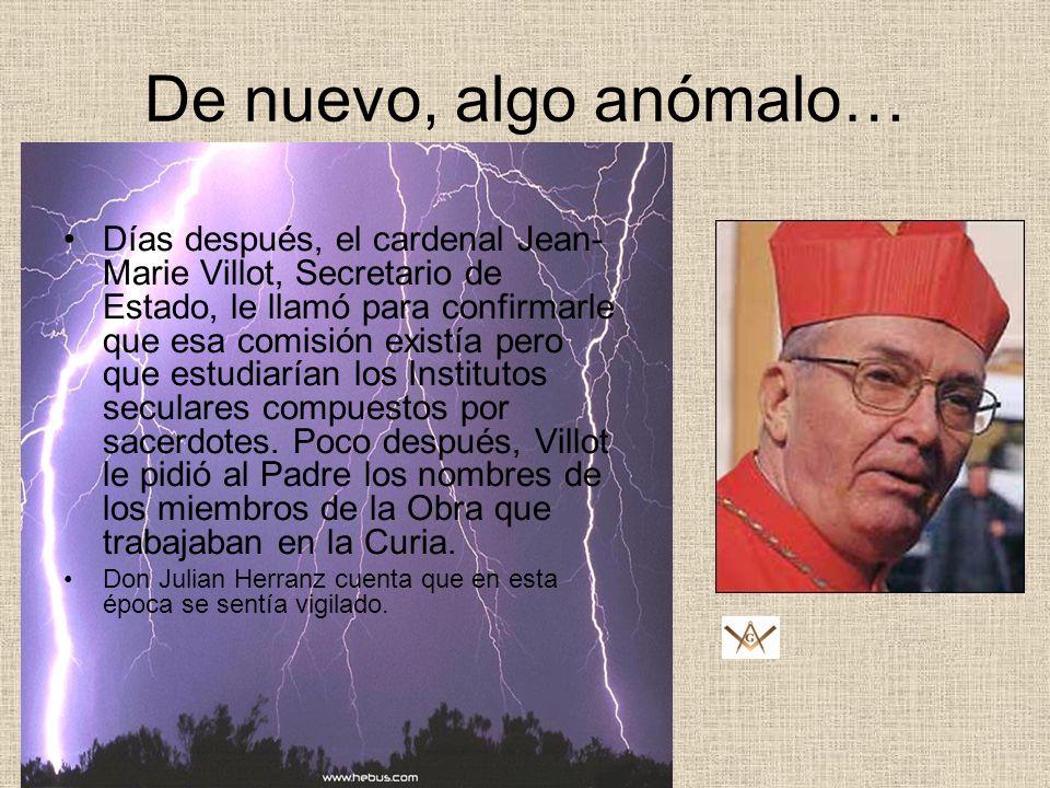 Juan Pablo I 26-VIII-1978.Elección 29-IX-1978: muere.