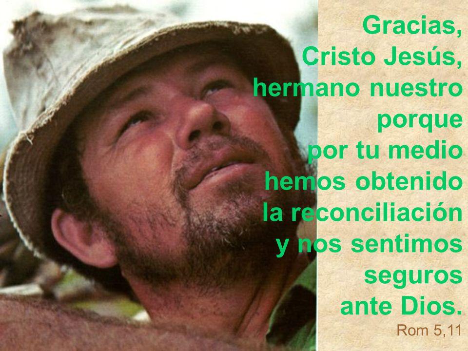 Biblia y realidad XXXIIGracias,Jesús Diseño: J. L. Caravias sj