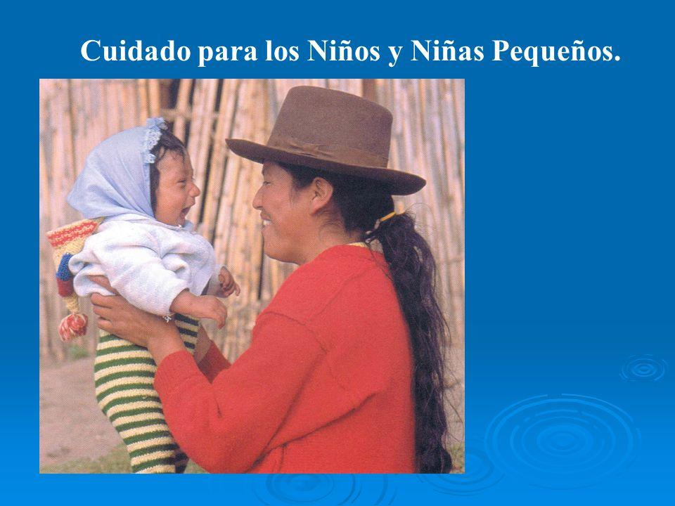 ¿Qué es el cuidado para La Primera Infancia.¿Qué es el cuidado para La Primera Infancia.