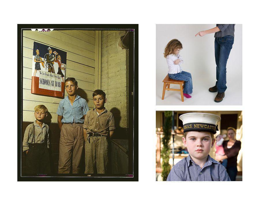 Niños y niñas son vistos como: Objetos de cuidado.