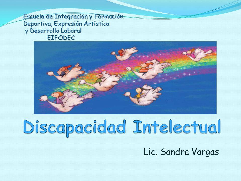 Lic. Sandra Vargas Escuela de Integración y Formación Deportiva, Expresión Artística y Desarrollo Laboral y Desarrollo LaboralEIFODEC