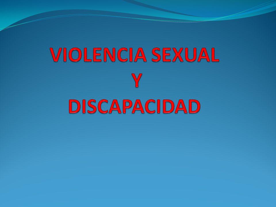 Implica comportamientos sexuales en las que el agresor intenta obtener gratificación.