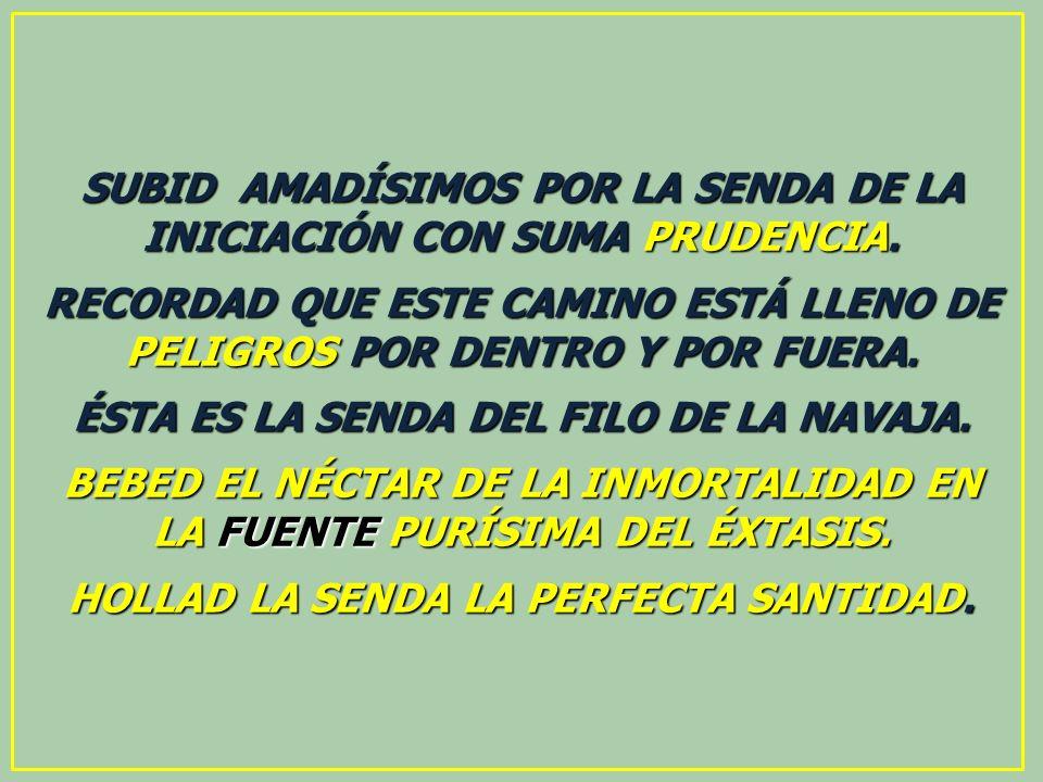 LA DIVINA MADRE TIENE EL PODER DE ABRIR TODOS LOS CHACRAS DEL CUERPO ASTRAL.