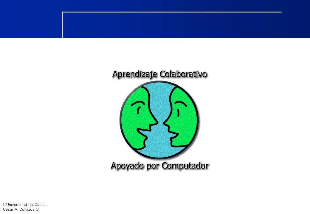 Universidad del Cauca César A.Collazos O. Contenido 1.