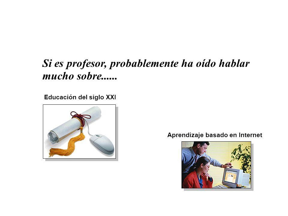 Tecnologías para la educación Acceso y manejo de la información para el conocimiento.