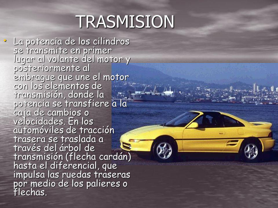 LUBRICACION Y REFRIGERACION Los motores necesitan ser lubricados para disminuir el rozamiento o desgaste entre las piezas móviles. El aceite, situado