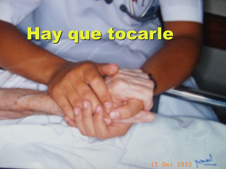 UMP Hospital San Juan de Dios (Santurce-Vizcaya). 2000 Hay que tocarle