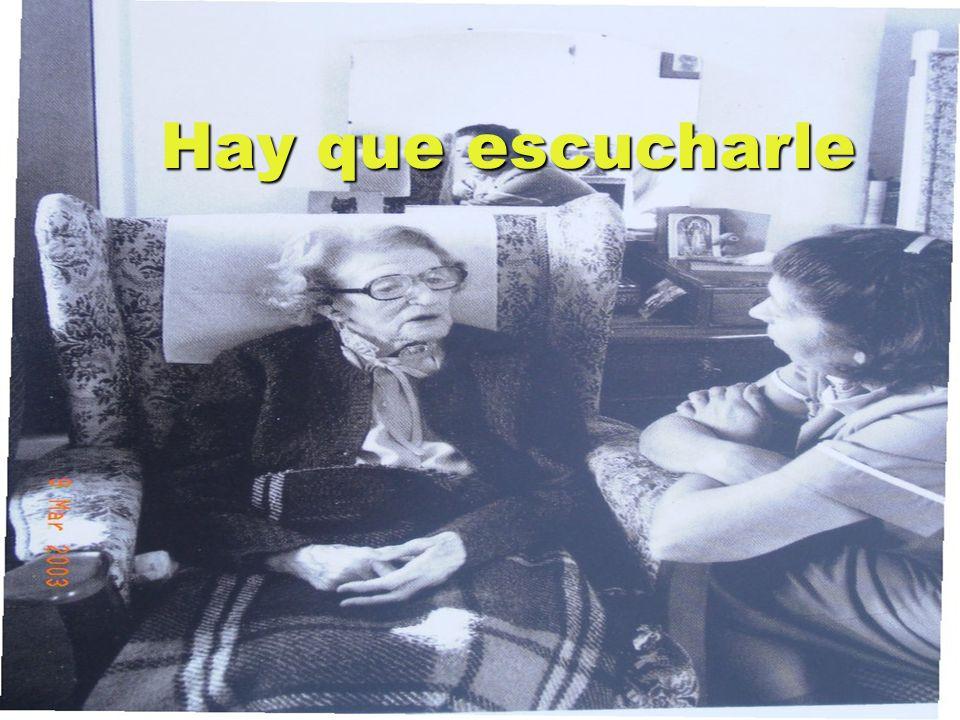 UMP Hospital San Juan de Dios (Santurce-Vizcaya). 2000 Hay que escucharle