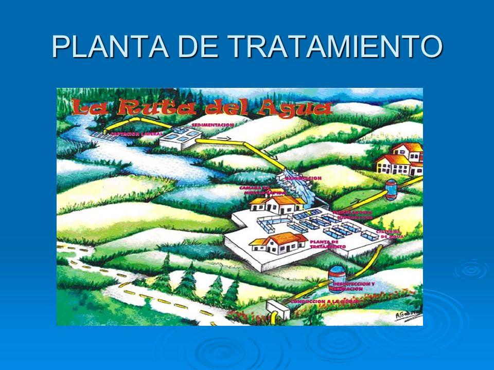 PLANTA DE TRATAMIENTO