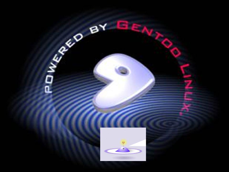 INTRODUCCIÓN Gentoo Linux: Distribución Linux: Puede ser optimizada automáticamente.