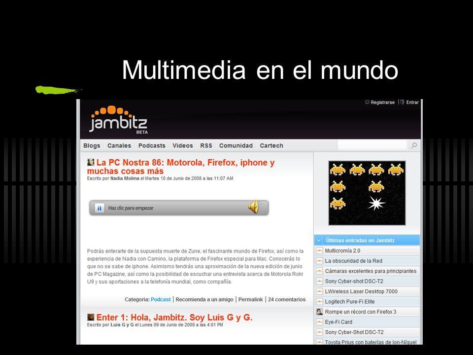 Multimedia en el mundo Podcast