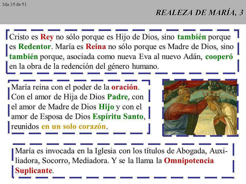 REALEZA DE MARÍA, 2 Innumerables Padres, como, por ejemplo, San Efrén, San Gregorio Nacianceno, Orígenes, San Juan Damasceno, San Jerónimo, San Andrés