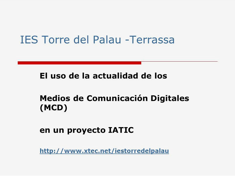 ¿Qué es un proyecto IATIC.