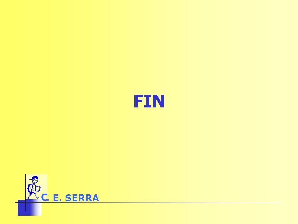 C. E. SERRA 6 FIN