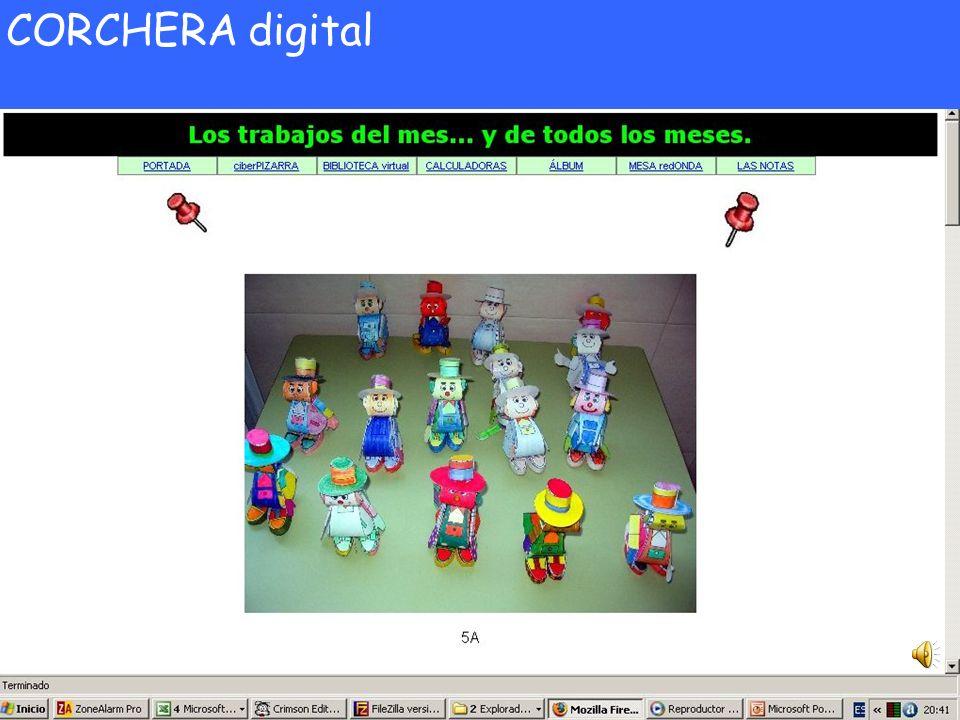 CORCHERA digital: CORCHERA digital: CORCHERA digital