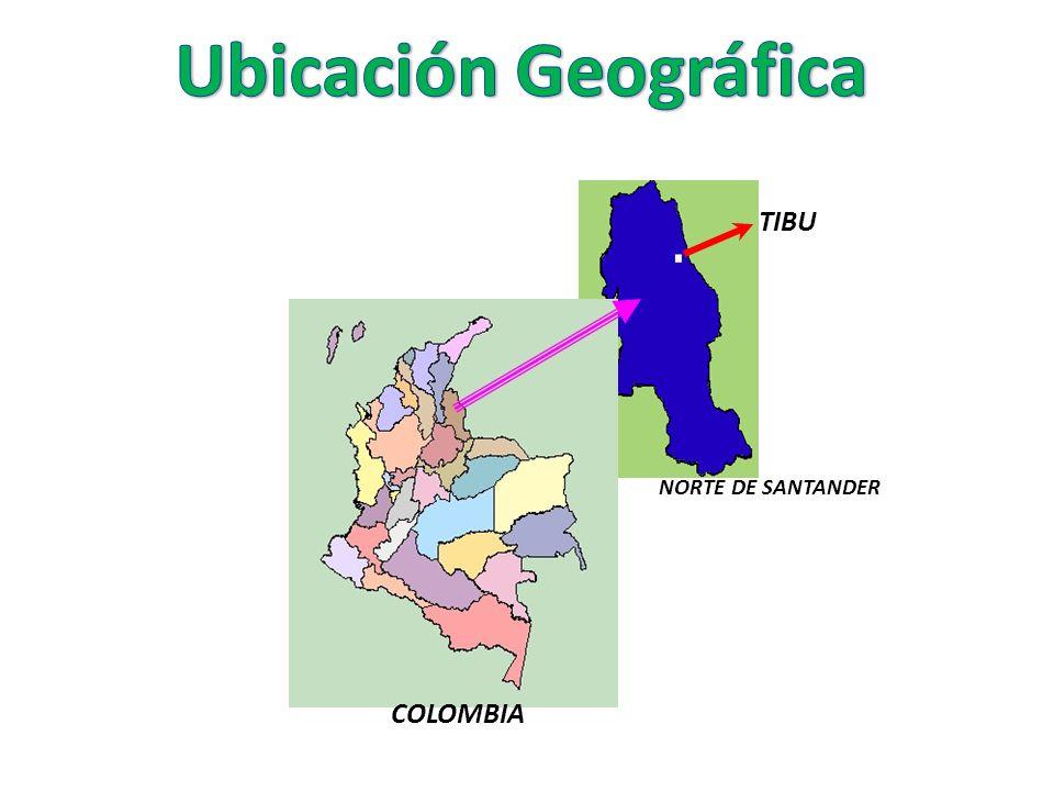 TIBU NORTE DE SANTANDER COLOMBIA