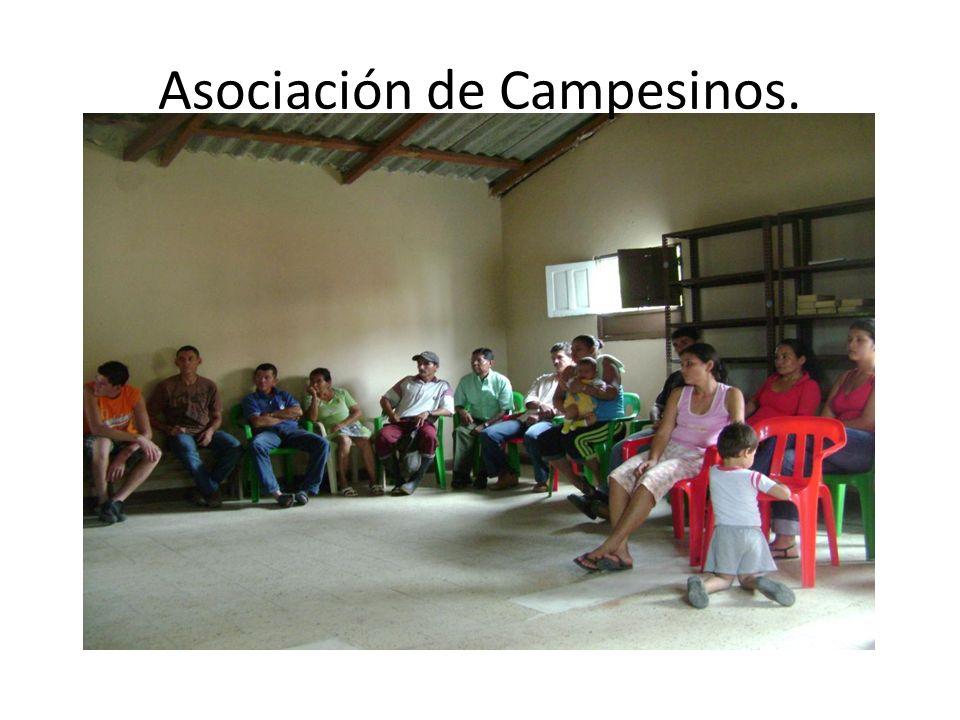 Asociación de Campesinos.
