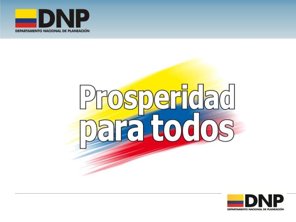Avances en la Formulación de la Política de Desarrollo Local Oswaldo Aharón Porras Vallejo Director de Desarrollo Territorial Departamento Nacional de Planeación Marzo 13 de 2012