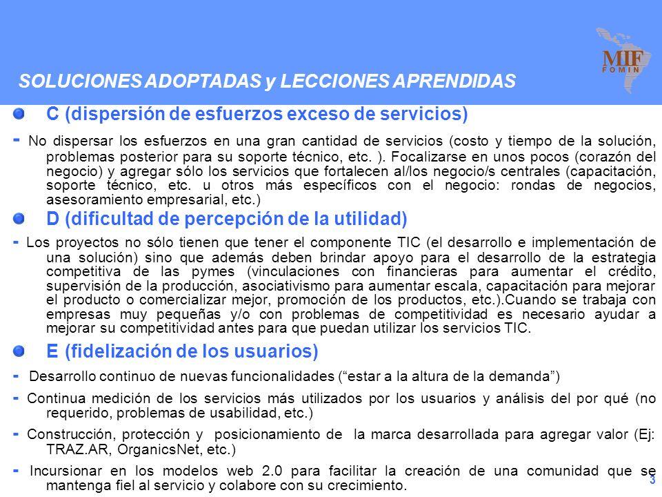 2 A (acercamiento y sensibilización) - Alianzas: Con el Sector Público: para obtener beneficios de difusión, apoyo para capacitaciones, etc.