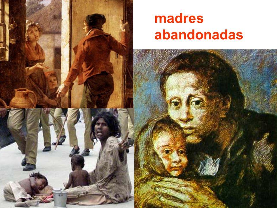 madres abandonadas