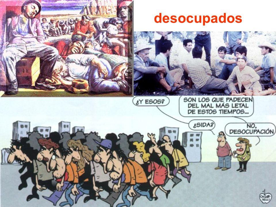 desocupados