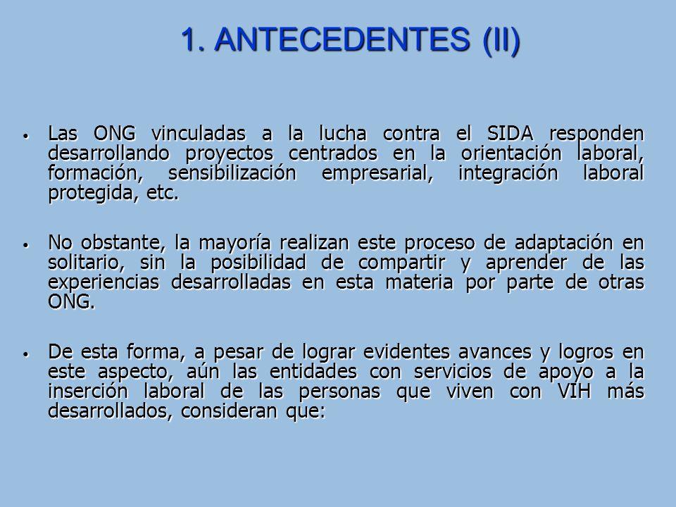 La realidad es que las personas con VIH presentan un nivel de desempleo que triplica el de la sociedad española en su conjunto (concretamente, el 57%*) a pesar que muchas de ellas desearían encontrar un trabajo.